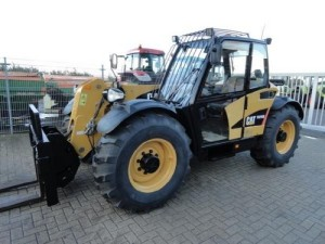 Caterpillar Cat TH220B Telehandler Manual Catalogo de Partes y Despiece