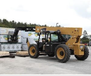 Caterpillar Cat TL642C TL943C Telehandler Manual De Taller Mecanico