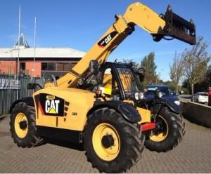 Caterpillar Cat Telehandler TH336 TH337 TH406 TH407 TH414 TH514 TH417 Manual Mecanico Taller