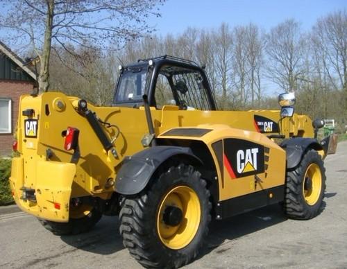 Caterpillar Cat Th336 Th337 Th406 Th407 Telehandler Catalogo De Despiece y Partes
