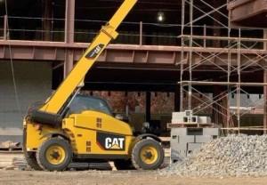 Retroexcavadora-Caterpillar-Cat-TH255-Telehandler-Manual-De-Mecanica