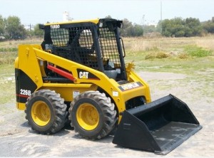 Caterpillar Cat 216B, 226B, 232B, 242B Skid Steer Loader Manual Mecanico De Partes
