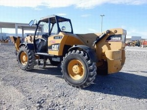 Caterpillar Th460bTelehandler Manual Taller Electrico
