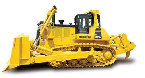 Manual De Reparacion Mecanica Komatsu Bulldozer D375A-3 D375 Dozer
