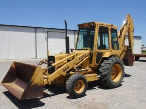 Ford Tractor Backhoe Loader Manual De Servicio Mecanico X