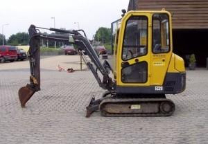Volvo EC20xt Excavadora Catalogo de Piezas