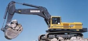 Volvo Ec130c Akerman Excavadora Catalogo de Partes