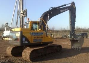 Volvo Ec135bLc Excavadora Manual de Servicio Mecanico
