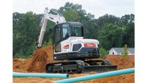 Doosan Bobcat E85 Excavadora Catalogo de Piezas