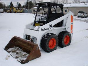 Bobcat 843 843B Minicargadora Manual de Reparacion