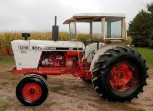 Case David Brown 1210 1212 Tractor Manual de Servicio