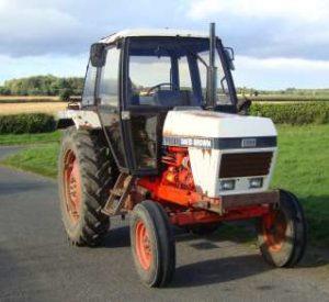 Case David Brown 1290 Tractor Manual de Servicio y Reparacion
