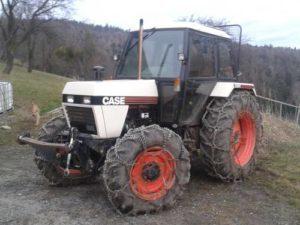 Case David Brown 1394 Tractor Manual de Servicio