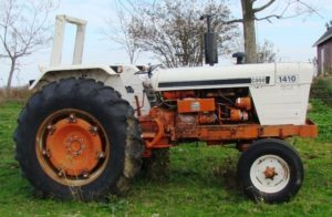 Case David Brown 1410 Tractor Manual de Servicio