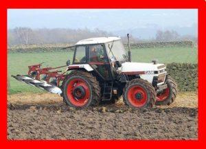 Case David Brown 1594 Tractor Manual de Reparacion y Servicio