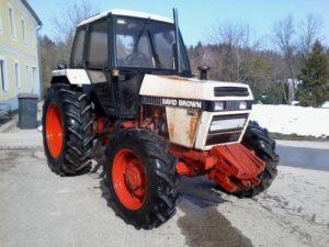 Case Ih David Brown 1490 Tractor Manual de Operadores Pdf