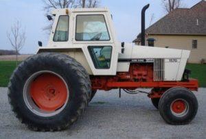 Case David Brown 1270 1370 1570 Tractores Manual de Reparacion de Taller