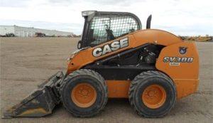 CASE Serie Alpha Minicargador y cargador de cadena compacta Manual de reparación