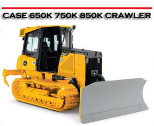 Case 650K 750K 850K Manual de servicio PDF