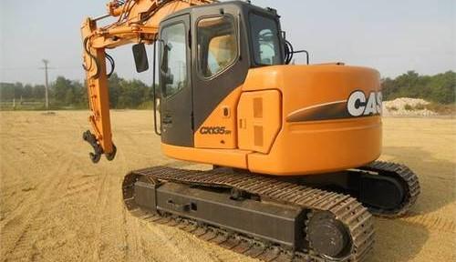 Case Cx135sr Crawler Excavadora Manual de Reparacion
