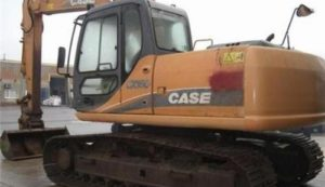 Case Cx160 Cx160lc Crawler Excavadora Manual de Servicio