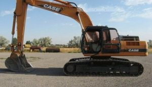 Case Cx210 Cx230 Cx240 Crawler Excavatora Manual de Reparacion Taller