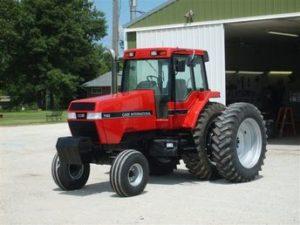 Case IH 7140 Tractor Taller Servicio de Reparación PDF Manual