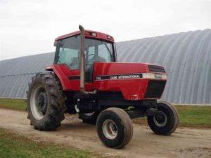 Case Ih 7110 Tractor Taller Manual de Reparacion