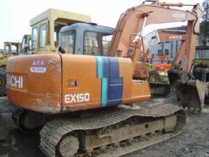 Hitachi EX150 Taller de reparación Pdf Manual