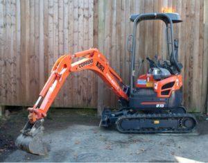 Kubota U15, U15-3 Excavadora Manual de Reparacion de Fabrica