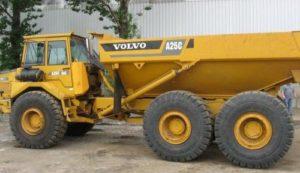 Volvo A25c Tractor Manual de Reparacion