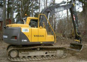 Volvo Ec140b Lc, Ec140b Lcm Excavadora Manual de servicio