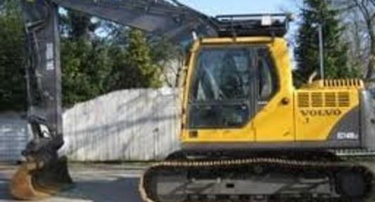 Volvo Ec140b Lc Excavadora Servicio Manual de Reparacion