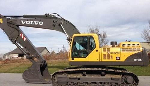 Volvo Ec330b Lc Excavadora Servicio Manual de Reparacion