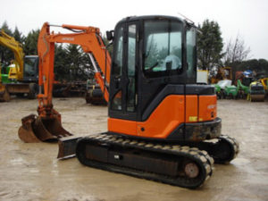 Hitachi Zaxis 40u 50u Excavadora Taller Manual de Reparacion