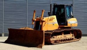 CASE 1650K Tier 2 Bulldozer Bulldozer Manual de Reparacion