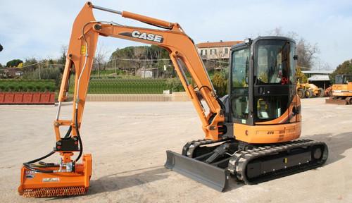 Case Cx31b Cx36b Mini Excavadora Manual de Reparacion