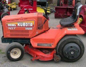 Kubota G3200 G4200 G4200h G5200h G6200h Tractor Manual Servicio