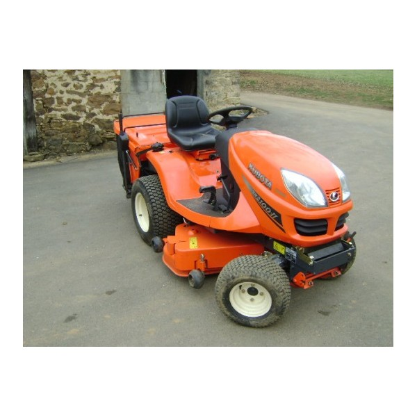 Kubota Gr200g Gr2100 Lawn Tractor Manual de Reparacion