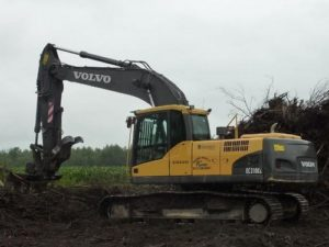 Volvo EC210C LD EC210CLD Excavadora Manual Servicio y Reparación