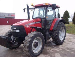Case IH MXM Tractores MXM120-190 Manual de reparación