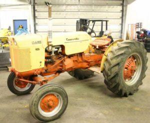 JI Case 400B 410B 411B Tractores Manual de reparación de fábrica