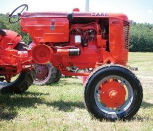 Case Va Vac Vae Vah Vao Tractor Manual de Reparación de Fabrica