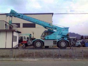 Kobelco Rk250-3 Grua Manual de reparación de servicio de fabrica