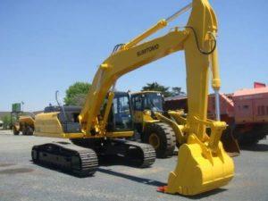Sumitomo Sh200-3 Sh200gt-3 Sh220-3 Excavatora Manual de reparación de servicio