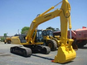 Sumitomo Sh290-3 Excavadora Manual de reparación de servicio